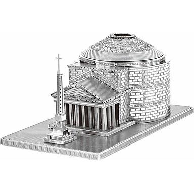 levne 3D puzzle-3D puzzle Puzzle Kovové puzzle Modele Hračky Slavné stavby Kůň 3D Udělej si sám Nerez Kov Dětské Pieces