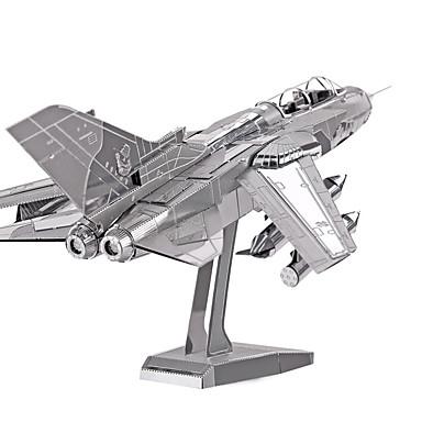 levne 3D puzzle-3D puzzle Dřevěné puzzle Kovové puzzle Letadlo Kov Chlapecké Dívčí Hračky Dárek