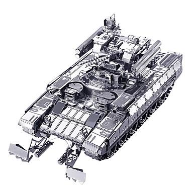 levne 3D puzzle-3D puzzle Puzzle Kovové puzzle Hračky Tank 3D Nábytek Pieces
