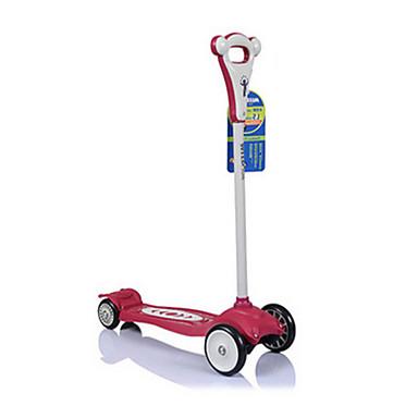 Scooter Novelty & Gag Toys Plastic Skoter Träningsleksaker Kul Plast Barn Vuxna Unisex Pojkar Flickor Leksaker Present