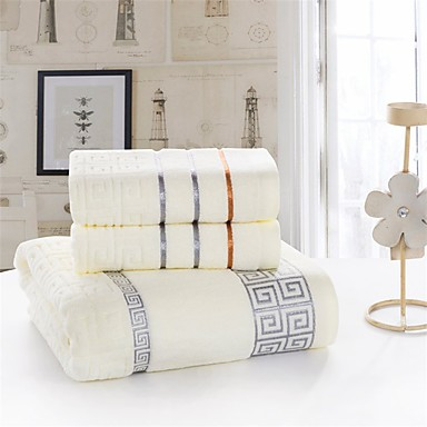 What color towels for beige bathroom Decor Superior Quality Bath Towel Set Solid Colored 100 Cotton Bathroom 5004144 2018 1856 Towel Image Jardimageco Superior Quality Bath Towel Set Solid Colored 100 Cotton Bathroom