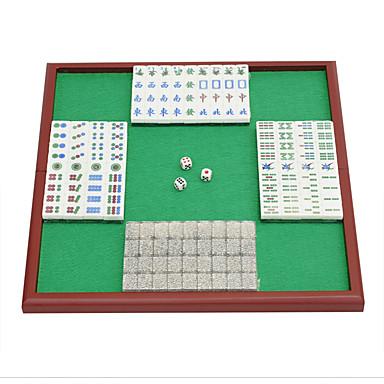 Royal St. miniatyr kristall mahjong mahjong mahjong turism gyllene 20 mm / låda