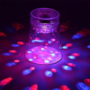 Nattbelysning / LED-dricksglas Batteri Sensor <5 V