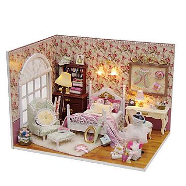 CUTE ROOM GDS (Gör det själv) Möbel Trä Leksaker Present