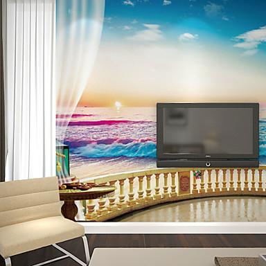 preiswerte Wandgemälde-Art Deco Haus Dekoration Moderne Wandverkleidung, Segeltuch Stoff Klebstoff erforderlich Wandgemälde, Zimmerwandbespannung