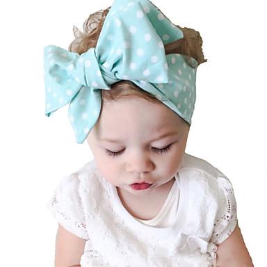 cheap Baby & Kids-Toddler Boys' / Girls' Cotton Hair Accessories Pink / Light Blue / Royal Blue One-Size / Headbands