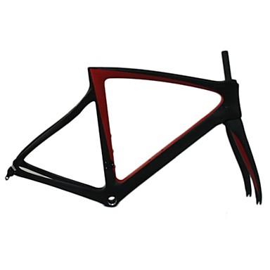 2016 New Arrival Carbon Fiber Road Bicycle Frameset 3k T1100 Carbon ...