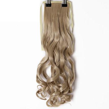 povoljno Perike i ekstenzije-Cross Type Proširenja ljudske kose Tijelo Wave Klasika Ombre Konjski repići Sintentička kosa M2-33 # M4-30 # M4-33 #