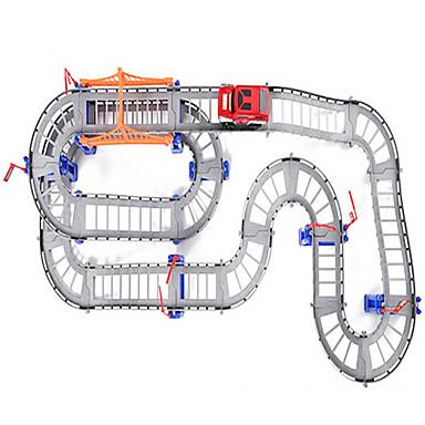 Leksaksbilar Tågbana Häst Elektrisk Barn Leksaker Present