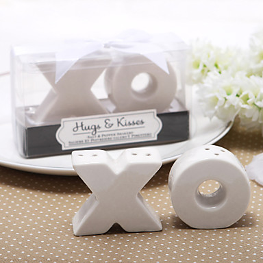 olcso Esküvői köszönetajándékok-Esküvő / Évforduló / Lánybúcsú Kerámia Konyhai eszközök Klasszikus téma / rusztikus téma - 2 pcs