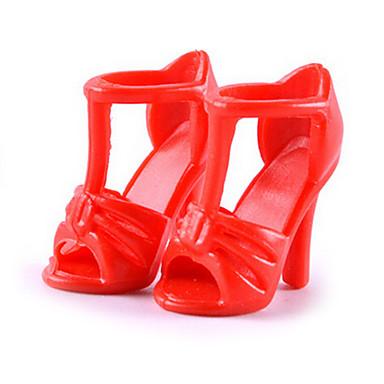 167d60326c 11-calowy Lalki i buty na wysokim obcasie buty Biżuteria mody fantazji  zabaw dla dzieci Ubierz zabawki pkt f 5055411 2019 –  1.01