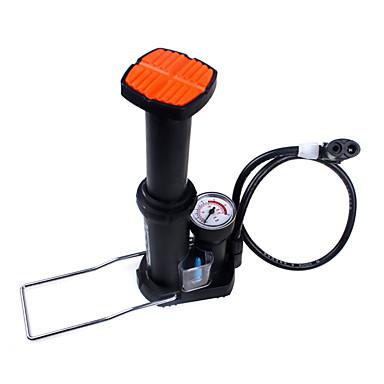 billige Sykkeltilbehør-sykkel pumper mini bærbare høytrykkssykkelpumpe pedalsykkelpumper skrev inflator fpr terrengsykkel
