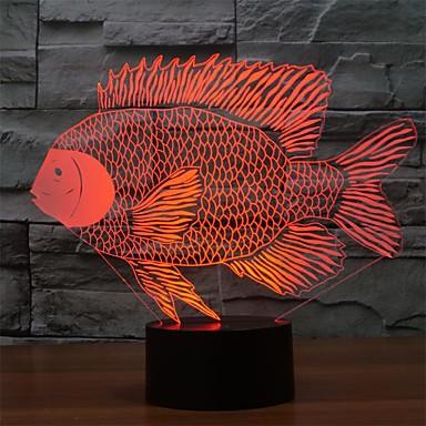 djuret form beröring natt lampa bulbing ljus för Inreda LED-ljus färgskiftande nattlampa