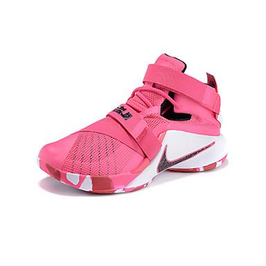100% authentic 63b09 4cd04 zoom lebron soldat 9 herrar basketskos sportsko sneakers atletiska skor grå  grön röd svart rosa 5124565 2019 –  176.99