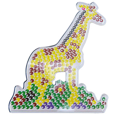 voordelige tekening Speeltjes-Fuse beads Hert 5 mm sjabloon Muovi Speeltjes Geschenk