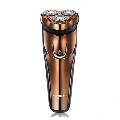 Elektrisk rakapparat Ansikte Electromotion Pop-up trimmare Torr-raka Rostfritt stål