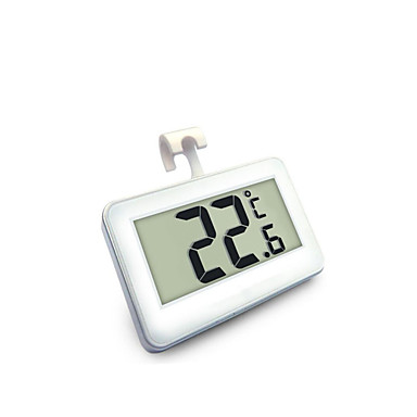 billige Temperaturmåleinstrumenter-husholdning høy presisjon vanntett elektronisk digitalt display kjøleskap termometer med frost alarm funksjon