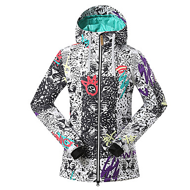 e88a0d58bd GSOU SNOW Women s Ski Jacket Windproof
