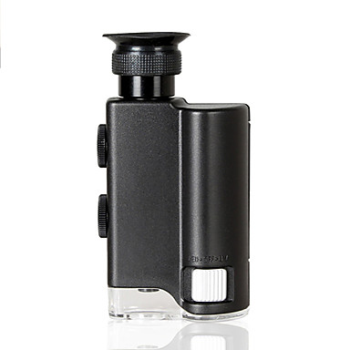 levne Mikroskopy a endoskopy-Lupy / Mikroscop Oprava hodinek / Šperky Generic / Vysoké rozlišení / Ruční ovládání 200-240 10mm Běžný Umělá hmota / Guma