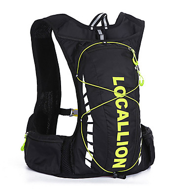 cheap Running Bags-Commuter Backpack Running Pack for Running Fishing Cycling / Bike Sports Bag Waterproof Terylene Running Bag / iPhone 8/7/6S/6