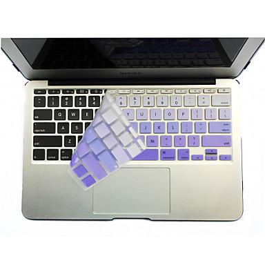 preiswerte Tastaturzubehör-SoliconeKeyboard Cover For11.6 '' / 13.3'' / 15.4'' Macbook Pro mit Retina / MacBook Pro / Macbook Air mit Retina / MacBook Air