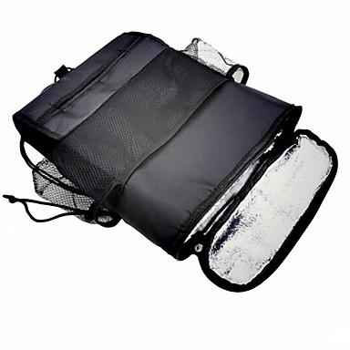 levne Organizéry do auta-auto zadní sedadlo organizátor multifunkční tepelně chladicí organizérem taška tkáně box zavěšení