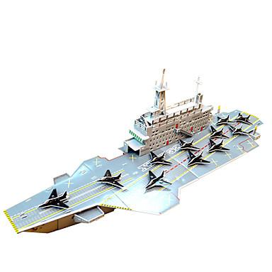 levne 3D puzzle-Modele / Vzdělávací hračka Válečná loď profesionální úroveň Papír / EPS 120 pcs Dárek