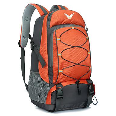 40 L Ryggsäckar Multifunktionell Vattentät Utomhus Camping Cykling / Cykel Orange Grön Blå