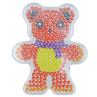 voordelige tekening Speeltjes-Fuse beads Beer 5 mm sjabloon Muovi Speeltjes Geschenk