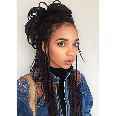 Nice Havana Mambo Twist Crochet Box Braids Hair 24 90g 12roots