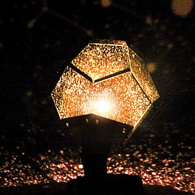 cheap Décor & Night Lights-Celestial Star Astro Sky Projection Cosmos Night Lights Projector Night Lamp Starry Romantic Bedroom Decoration Lighting Gadget
