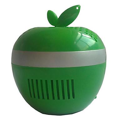 voordelige Auto-interieur accessoires-automotive levert groene appel oem zuurstof bar luchtreiniger