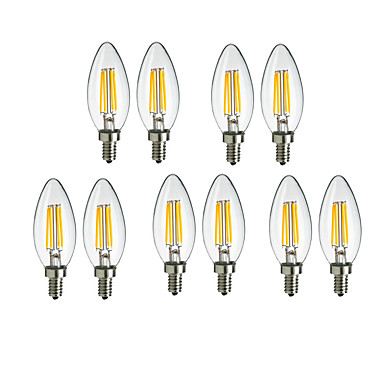 60 W 8 W DEL Ampoules E27 GLS Lamp Warm Cool Day White Clear 2pcs