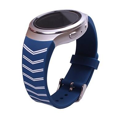 Klockarmband för Gear S2 Samsung Galaxy Sportband Silikon Handledsrem