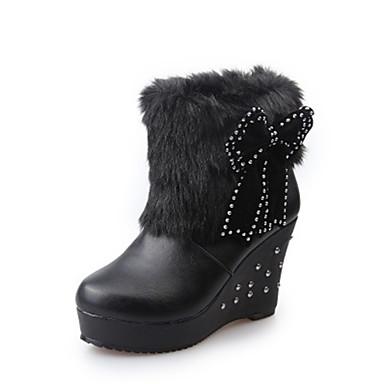 c2e568b9a Mujer   Para Niña-Tacón Cuña-Cuñas   Tacones   Plataforma   Botas de Nieve    Gladiador   Pump Básico   Botas a la Moda-Oxfords   Zapatos 5107165 2019  – € ...