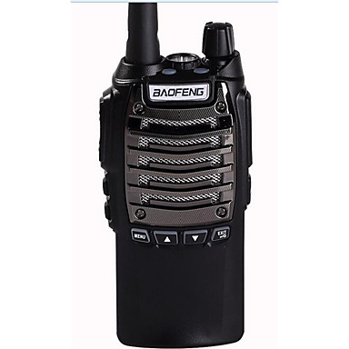 BAOFENG Walkie Talkie Handheld 1.5KM-3KM 1.5KM-3KM Walkie Talkie Two Way Radio