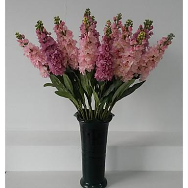 Polyester Svatebni Dekorace 1ks Set Umele Kvetiny Svatba Novy