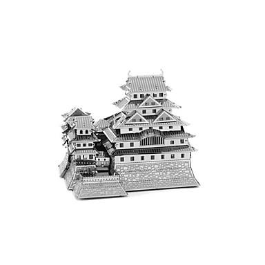 levne 3D puzzle-Aipin 3D puzzle Modele Hrad Kovový Chlapecké Dívčí Hračky Dárek