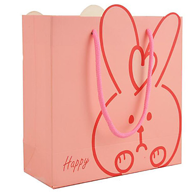 Factory Outlet Pink Bunny Birthday Gift Bags Favor Of Baby Toys Boutique Spot A Pack Five 5186568 2019 699