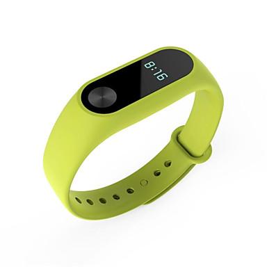 preiswerte Telefone & Zubehör-Uhrenarmband für Mi Band 2 Xiaomi Sport Band Silikon Handschlaufe
