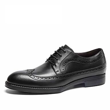 40e78e708 Men s shoes Aokang 2017 New arrival Oxford carving luxury business shoes men  leather shoes wholesale 5137437 2019 –  62.99