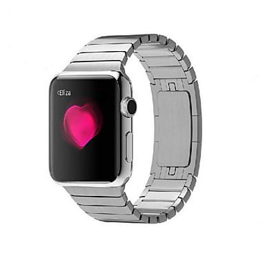 preiswerte Blitzverkauf-Uhrenarmband für Apple Watch Series 5/4/3/2/1 Apple Schmetterling Schnalle Edelstahl Handschlaufe