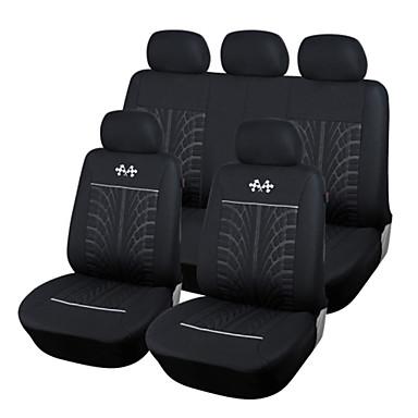 preiswerte Innenraum Autozubehör-AUTOYOUTH Schwarz / Grau Textil Für Volvo / Volkswagen / Toyota