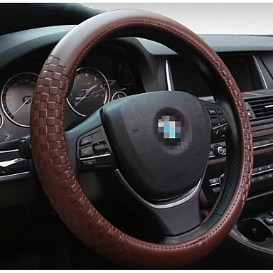 levne Doplňky do interiéru-pro vozy Toyota Highlander Dodge Charger pro Cadillac XTS atsl box kůže sety krytí auto volantu