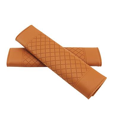 voordelige Auto-interieur accessoires-Gordelhoes gordel Beige / Grijs / Khaki PU-nahka Standaard Voor Universeel