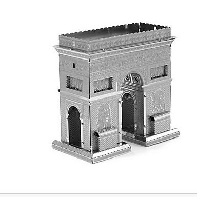 levne 3D puzzle-Aipin 3D puzzle Puzzle Slavné stavby Udělej si sám Nerez Kov Chlapecké Dívčí Hračky Dárek