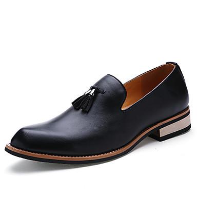 Scarpe Per Matrimonio Uomo : Per uomo scarpe formali nappa autunno inverno formale mocassini