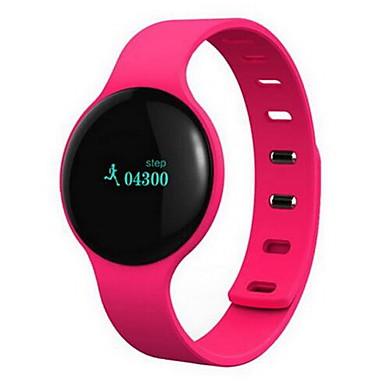9795893c8cc687 Męskie Damskie Inteligentny zegarek Cyfrowe LED Ekran dotykowy Pilot  Kalendarz alarm Krokomierz Opaski fitness Stoper Guma Pasmo 5224403 2019 –  $27.29