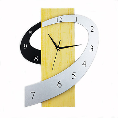 9c3095ac5c09 Novedad Moderno Contemporáneo Reloj de pared