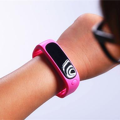 be711aa76 Dámské Sportovní hodinky Inteligentní hodinky Náramkové hodinky Digitální  30 m Voděodolné Chronograf Dálkový ovladač PU Kapela Digitální Na běžné  nošení ...